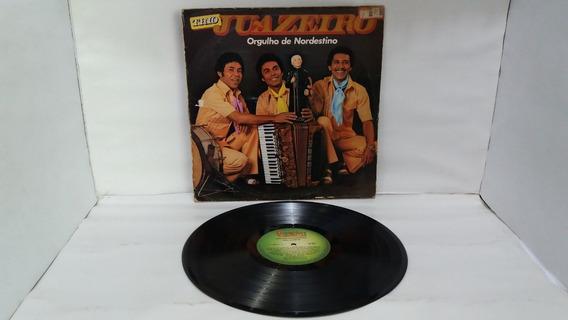 Lp Trio Juazeiro / Orgulho Nordestino / Ano 1981