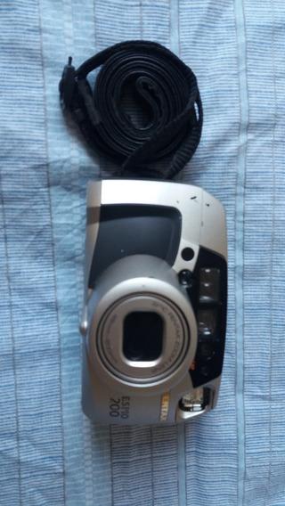 Câmera Fotográfica Pentax Espio 200 ( Máq. Analógica )