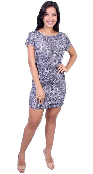 Vestido Estampado Valentina - Asya Fashion