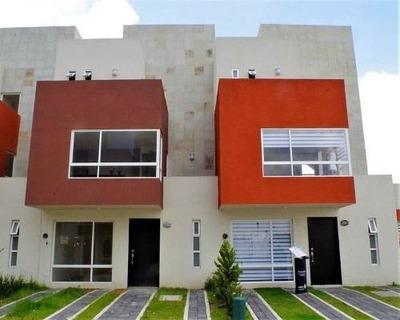 Venta De Casas De 133mts2 A 5min Del Aeropuerto De Toluca