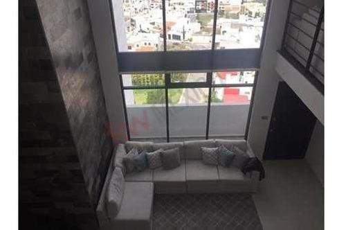 Hermoso Departamento Doble Altura Y Excelente Vista A La Ciudad , Lomas Del Tec, San Luis Potosi $3,000,000.00