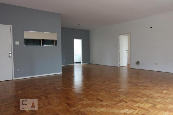 Apartamento Para Aluguel - Bela Vista, 3 Quartos, 166 - 893011217