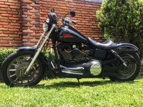 Harley Davidson Dyna 1450cc Negra Nacional