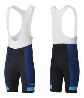 Maillot Calza Tiradores Badana Shimano Team Hombre - Ciclos