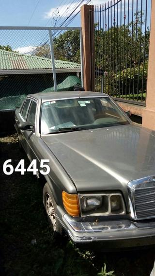 Mercedes-benz 1982 300sd W126