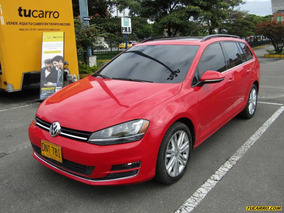 Volkswagen Golf Tdi Sportwagen Se