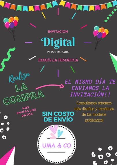 Invitaciones De Topa Y El Junior Express Souvenirs