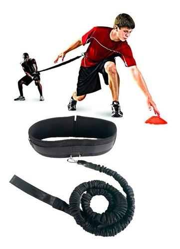 Cuerda Elástica Bungee Entrenamiento Velocidad Fuerza