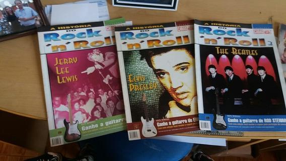 Revistas Beatles Elvis Jerry Lee Lewis Ref 252