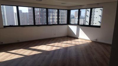 Sala Em São Paulo Bairro Moema - A545