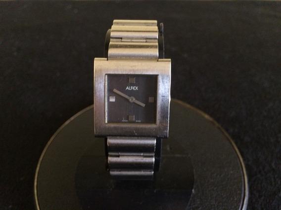 Relógio De Pulso Feminino Alfex Swiss