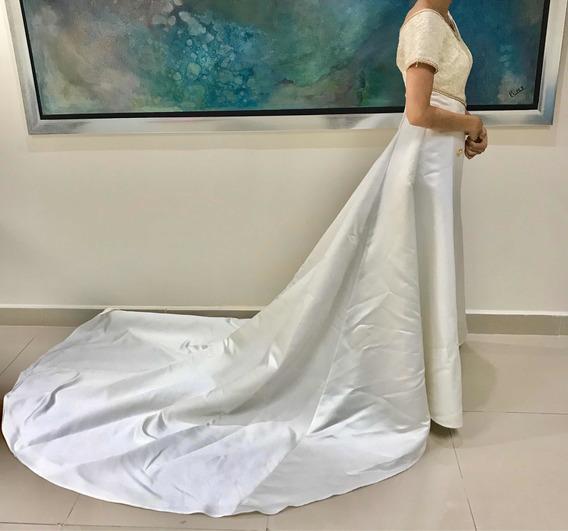 Vestido De Novia Pronuptia Paris Antiguo