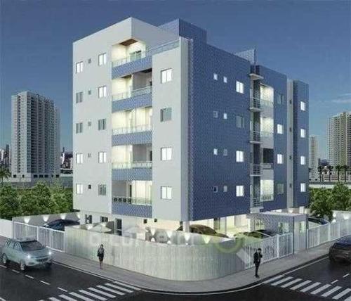 Apartamento Com 2 Dormitórios À Venda, 65 M² Por R$ 305.000 - Bessa - João Pessoa/pb - Ap0092
