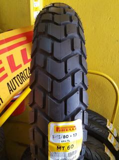Llantas Pirelli Brasil Para Motos Klr 130/80-17