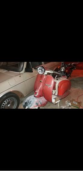 Honda Lambretta Li Cg 125