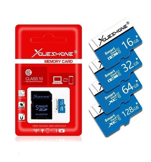 Micro Cartão Ultra Sd 32g De Memória Lacrado C/ Adaptador