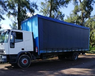 Mudanzas ,transporte Flete Urbano.reparto Pymes .