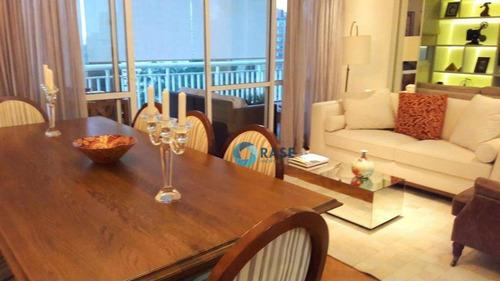 Imagem 1 de 19 de Apartamento Com 2 Dormitórios À Venda, 128 M² Por R$ 950.000,00 - Vila Andrade - São Paulo/sp - Ap6949