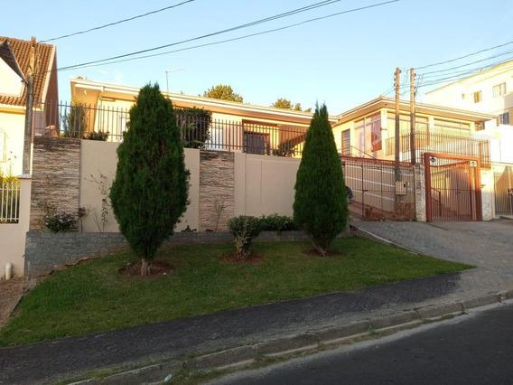 Casa Com 4 Dormitórios À Venda, 190 M² Por R$ 550.000 - Jardim Carvalho - Ponta Grossa/pr - Ca0345