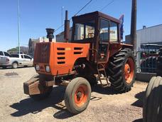 Tractor Zanello Up-100 Año 1985, Con Cabina E Hidraulicos.