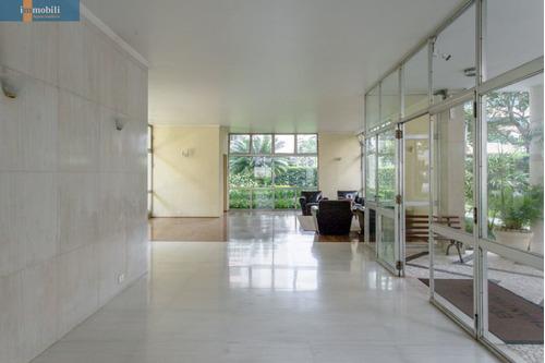 Imagem 1 de 15 de Apartamento Para Venda No Bairro Higienópolis Em São Paulo - Cod: Pc98749 - Pc98749