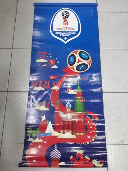 Banners Fifa World Cup Russia 2018 Oficial De Vinilo
