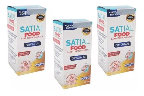Satial Food (polvo 50 G) Por 3 Unidades. Oferta!