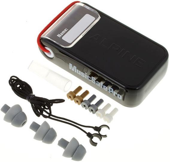 Protetor Auricular Alpine Musicsafe Pro - 1 Par 3 Filtros