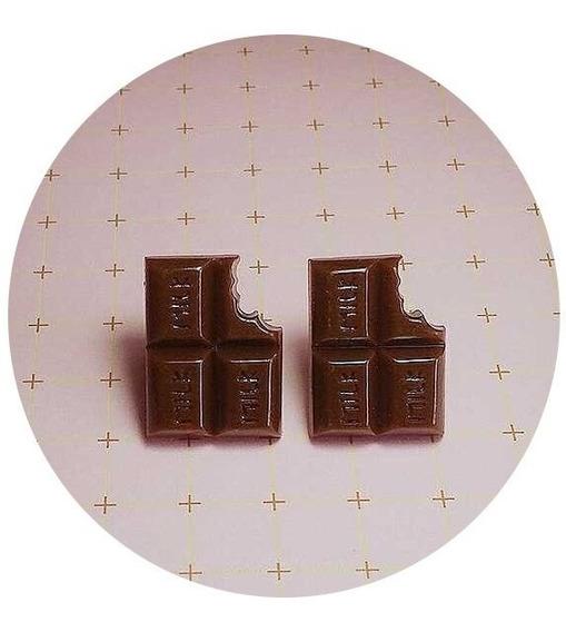 Brinco Diferente Chocolate Ao Leite Geek Divertido Importado