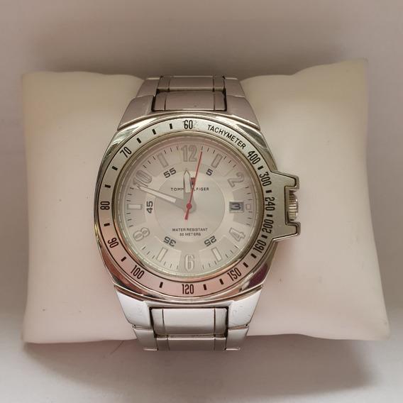 Relógio Tommy Hilfiger Masculino Prateado 40mm