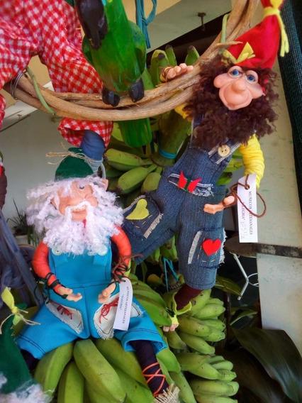 Muñecos Duendes Diseños Exclusivos