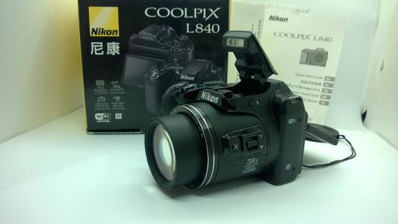 Camara Nikon Coolpix L840 En La Plata