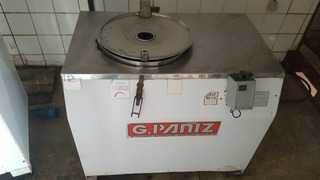 Masseira Rápida 25kg Gpaniz Ar25