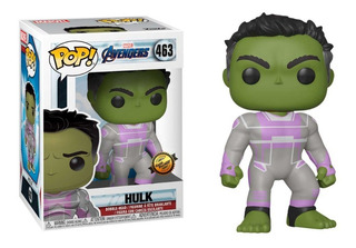 Funko Pop Avengers Endgame Hulk Exclusivo Gameplanet (nuevo)