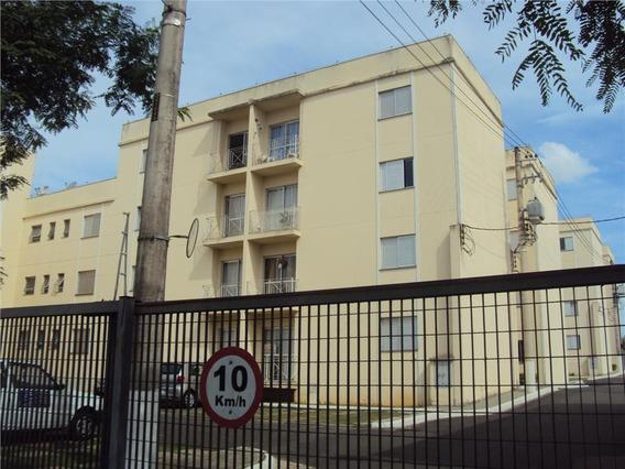 Apartamento Em Condomínio Principado De Louveira, Louveira/sp De 60m² 2 Quartos À Venda Por R$ 260.000,00 - Ap610856