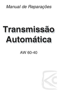 Aw60-40 Af13 Manual Reparación Transmision Automática Chevy