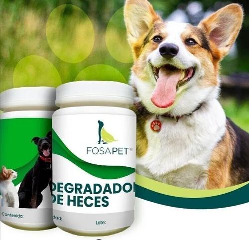 1 Kilo Catalizador Biodegradable Heces Mascotas Fosapet