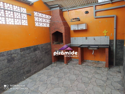 Casa À Venda, 185 M² Por R$ 320.000,00 - Parque Residencial Flamboyant - São José Dos Campos/sp - Ca5573