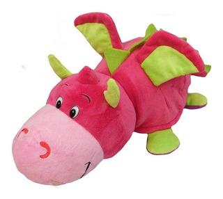 Peluche Flipazoo 2 En 1 Convertible Grande Unicornio/dragon
