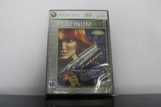 Juego Para Xbox 360, Perfect Dark Zero
