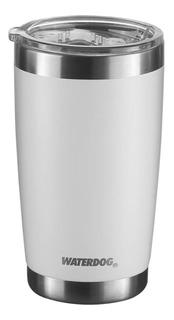 Vaso Termico Waterdog Acero Inoxidable Borda 500 Tapa Rosca