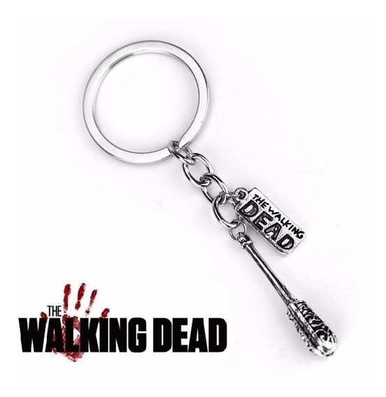 Chaveiro The Walking Dead Lucille Negan, Twd