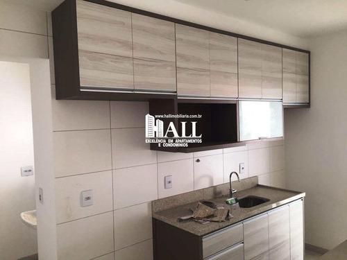 Imagem 1 de 23 de Apartamento Com 3 Dorms, Jardim Urano, São José Do Rio Preto - R$ 534.000,00, 85m² - Codigo: 3630 - V3630