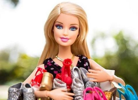 Set De 6 Pares De Zapatos Para Barbie En Diferentes Modelos