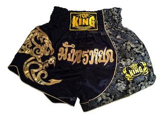 Short Top King Muay Thai Importado Tailandia Original Tkb