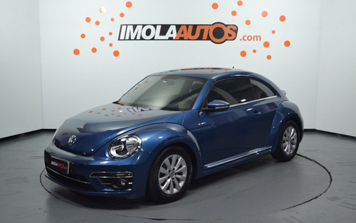Volkswagen New Beetle 1.4 Design M/t 2018 -imolaautos