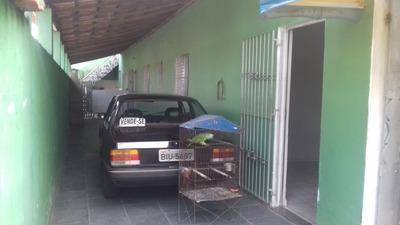 Casa Sobreposta Para Locação Definitiva Em Itanhaém 2 Dorm
