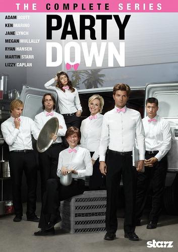 Party Down Serie Completa Temporada 1 Uno Y 2 Dos Dvd