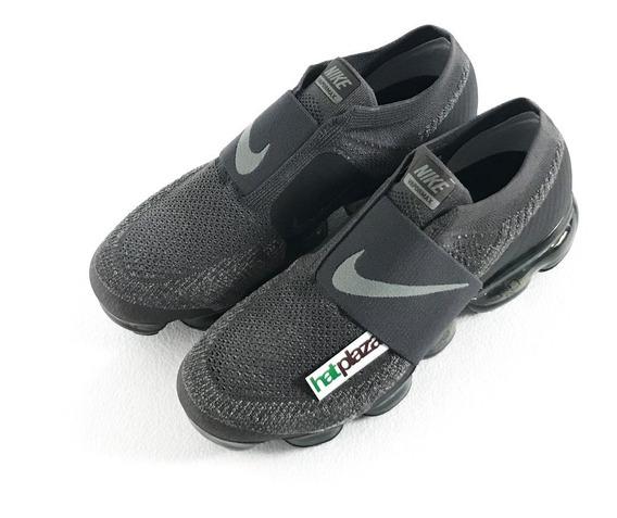 Hat Plaza Zapatillas Nike Vapormax Flyknit Moc Midnight Fog