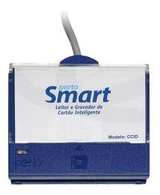 Leitor De Cartão Perto Smart Usb Certificado Digital Nfe